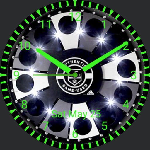 lighted wheel