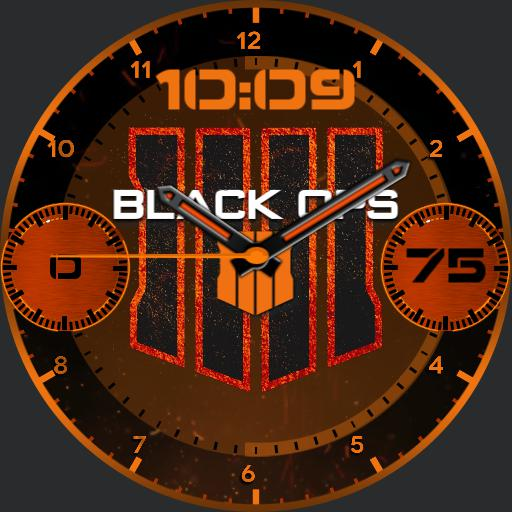 Call of Duty Watchface 2.0