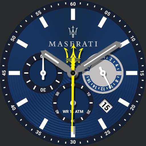 Maserati Sorpasso