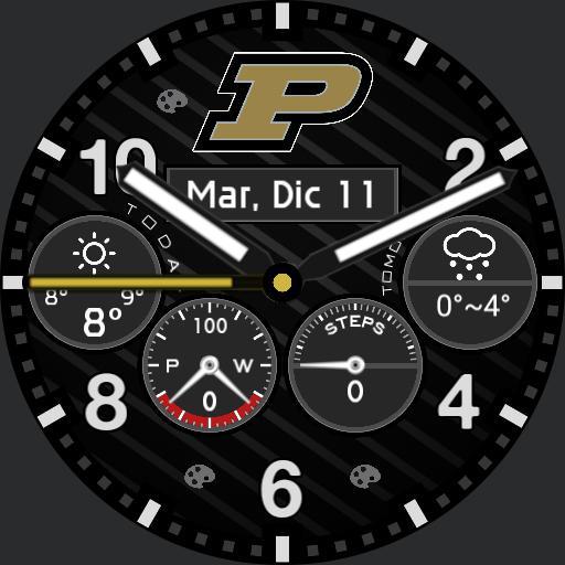 Purdue Kosiba 4 double dials