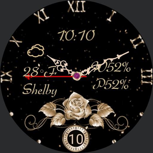Sa_Sa Rose Gold Classic Copy by geri. original design by original developer