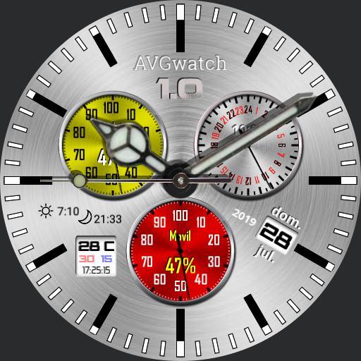 AVGwatch 1.0