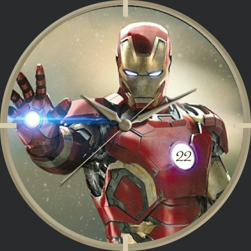 Iron man rain of fire