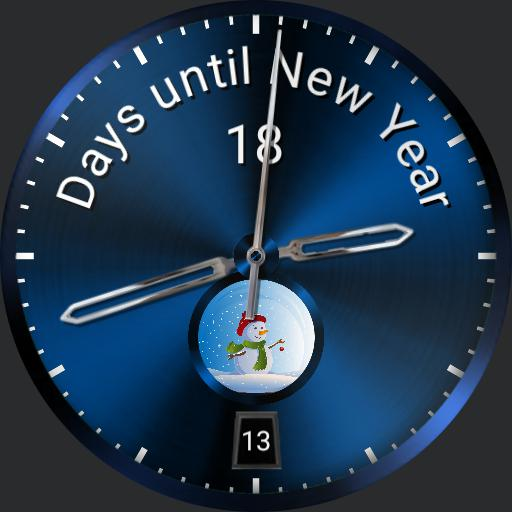 New Year Watch