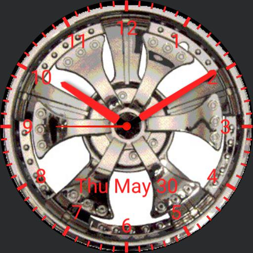 rim spinner with act a fool Copy