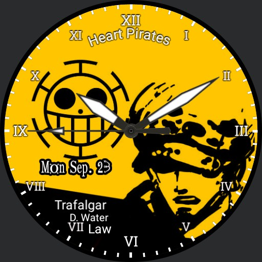 One piece Law Copy