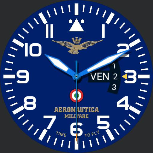 Aeronautica militare time to fly