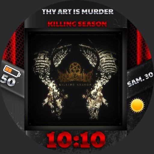 thy art is murder 3 based single 2020