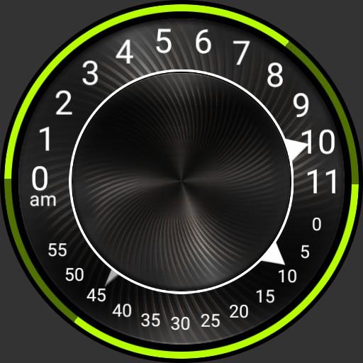 Spiral Dual Meter