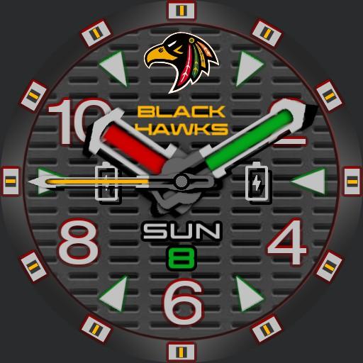 PVS Nixon Factor-X Black Hawks