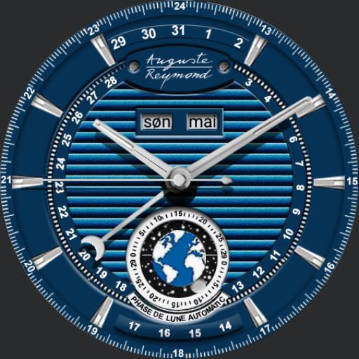 auguste blue
