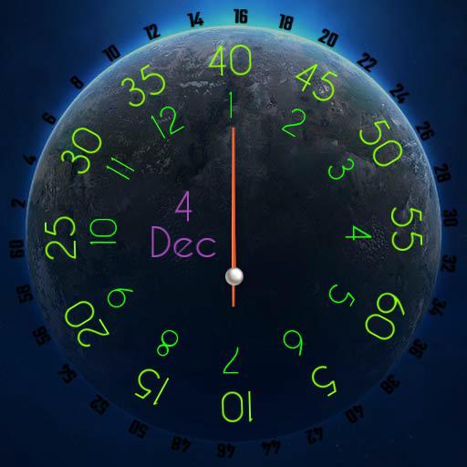Orbital Clock