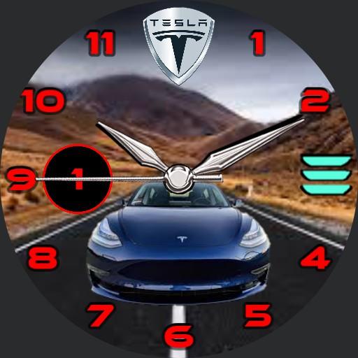 Tesla Homage 1.1