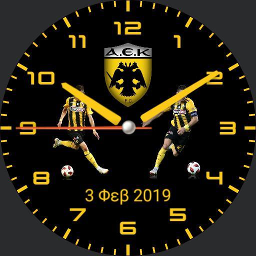 AEK watch players