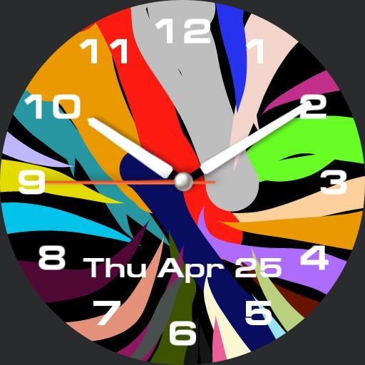 colour wheel 3