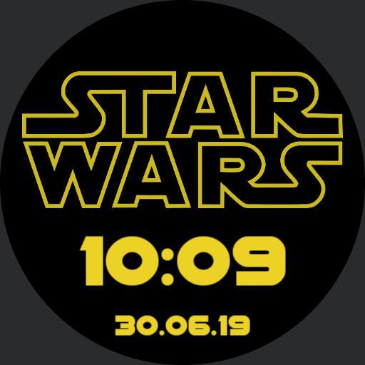 Star Wars text