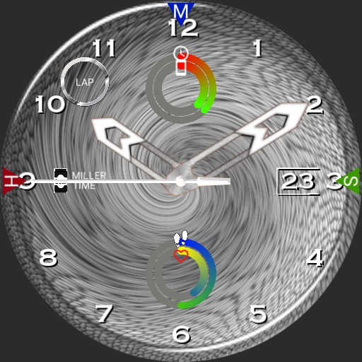 Hurricane StopWatch Lap timer V1.5