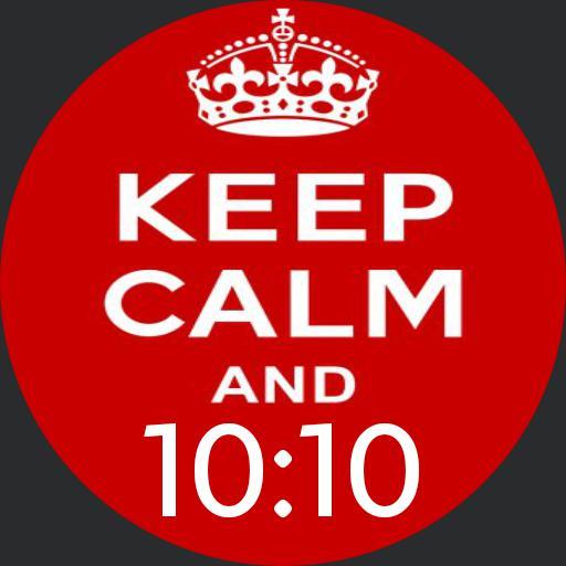 Keep Calm... V1.1 ucolour