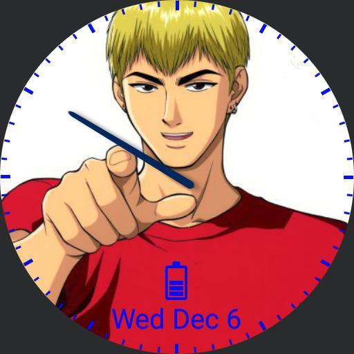 Onizuka wants YOU