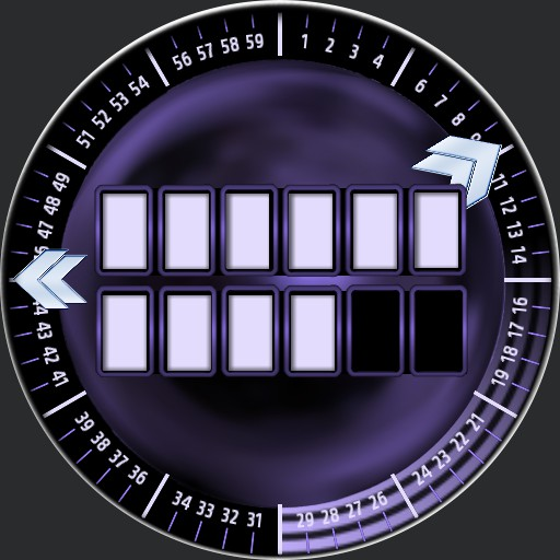 Flash 2 face with fader. V1.01