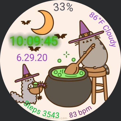 Pusheen Witch Copy