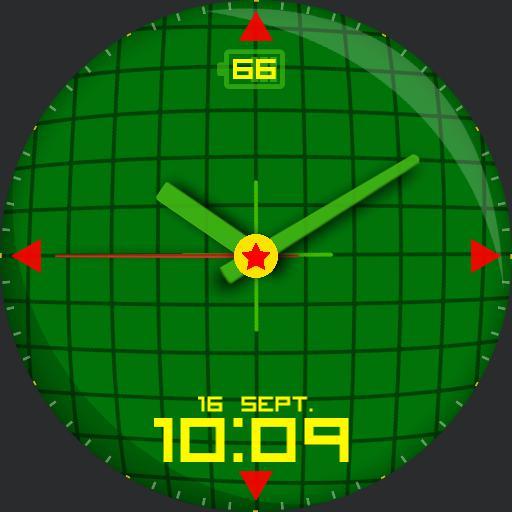 Radar dragon ball