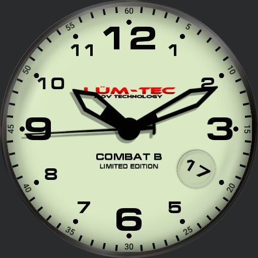 Lum-Tec combat B29 carbon