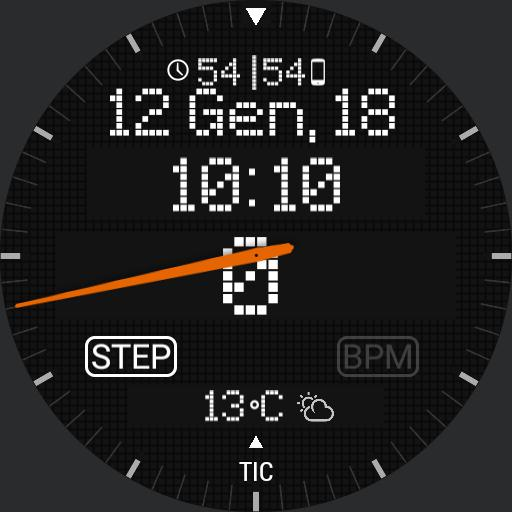 Ticwatch E Color Dual Time Copy