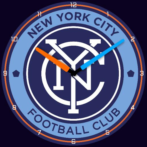 New York City FC Watch Face - NYCFC
