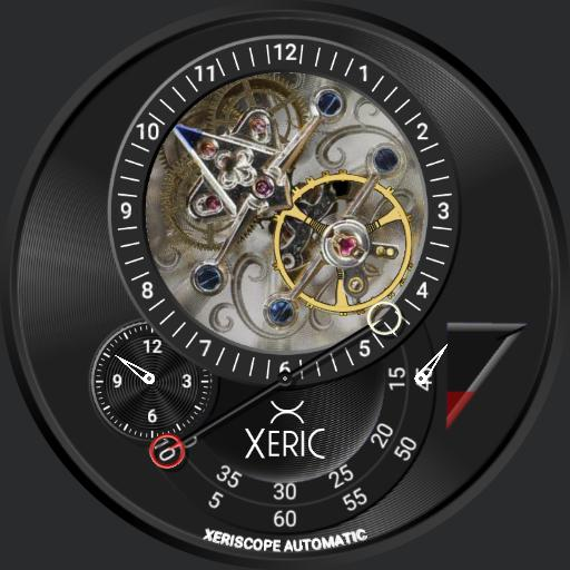 00 Xeric Xeriscope SQ