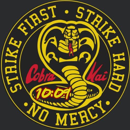 Cobra Kai custom