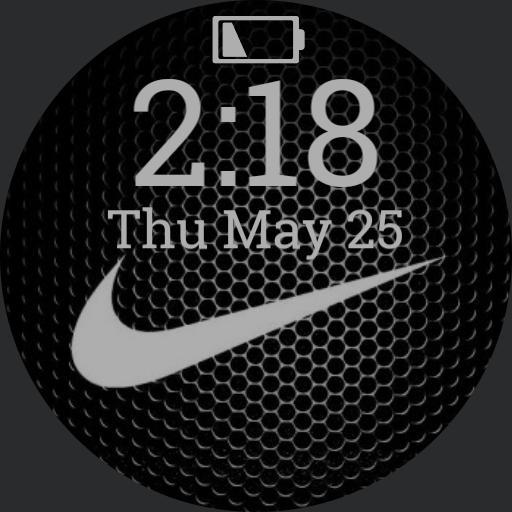 Nike Black/Grey