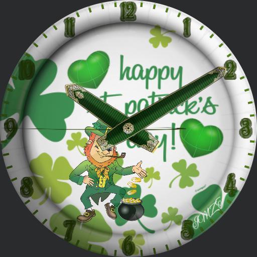 St.Patricks Day  Ani.3D
