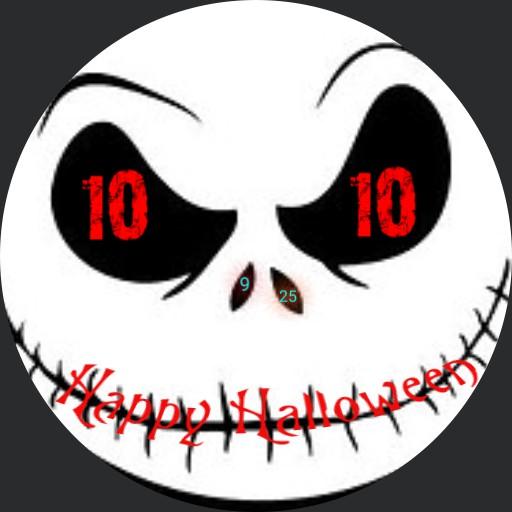 Nightmare Halloween- plwren