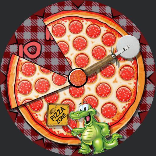 Gator Pizza