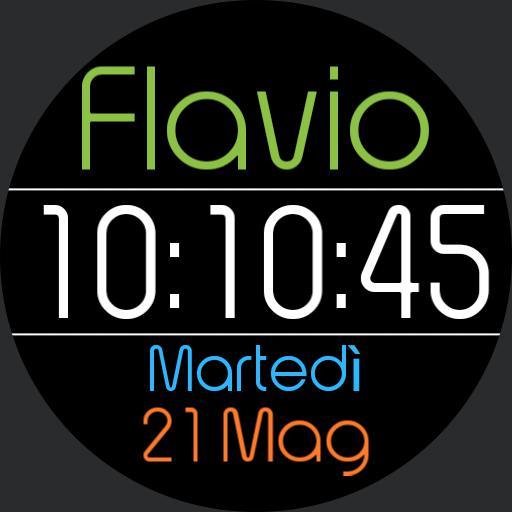 Flavio minimal 2019
