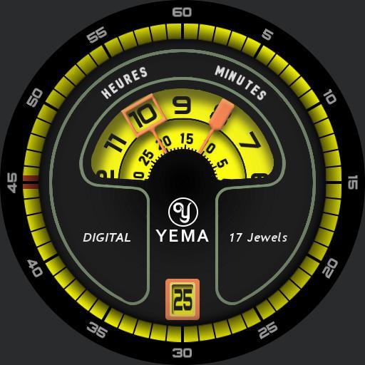 Yema Digital Jumping Hour MYR650
