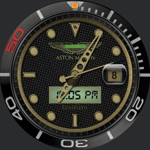 DD Aston Racing