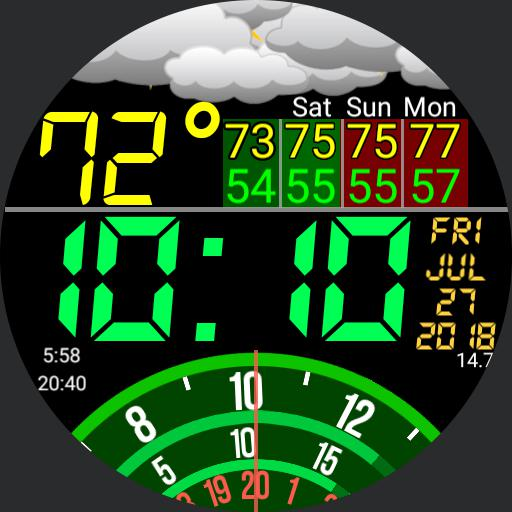 Dial Time Weather  Copy