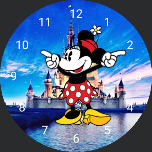 Minnie dancing