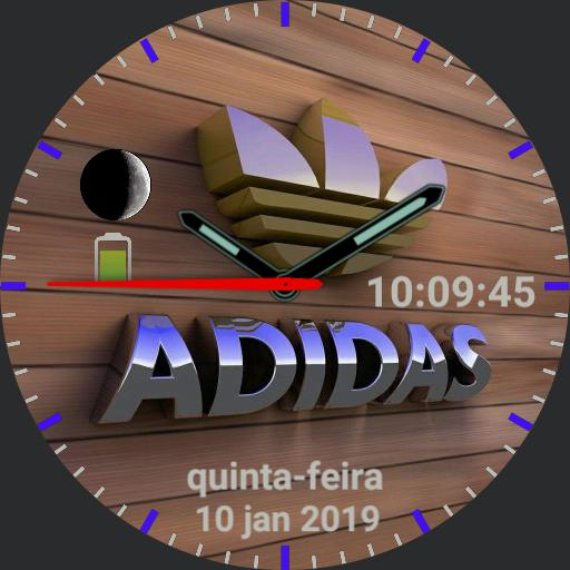 Adidas 3D Grey