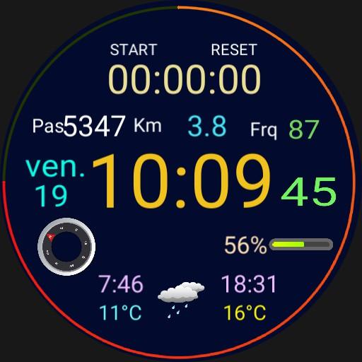 Luthosa Flip-Flop Stopwatch Copy