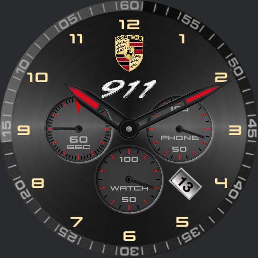Porsche  911 PD