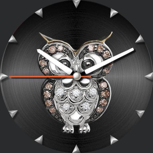 sliver owl