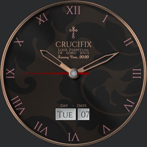 Crucifix Watch Femme