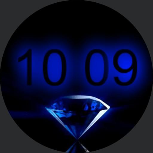 Blue Diamant