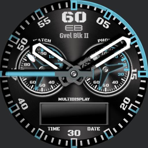 E.B Gvel Black II