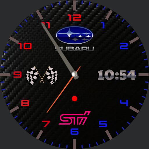 Subaru Sti  Copy