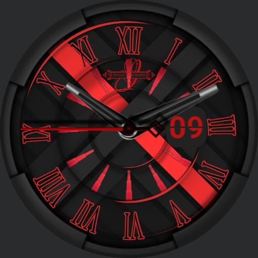 Design 1410 Date Flipclock