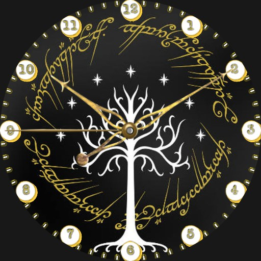 Tree of Gondor III Lord of the Rings